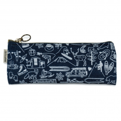 MAPTOTE Niseko Pencil Pouch